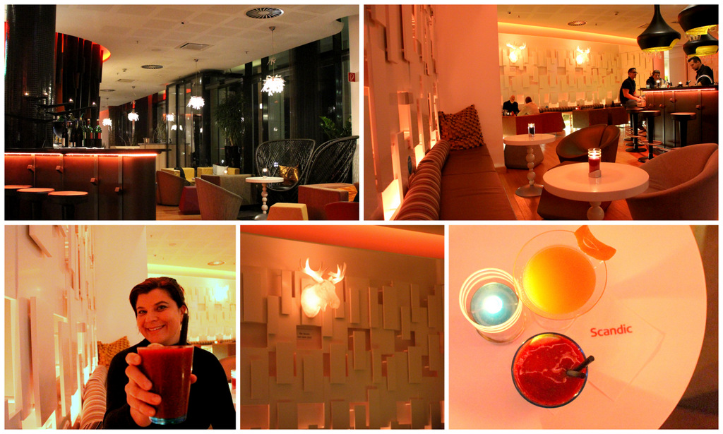 Scandic Potsdamerplatz Bar - Berlin