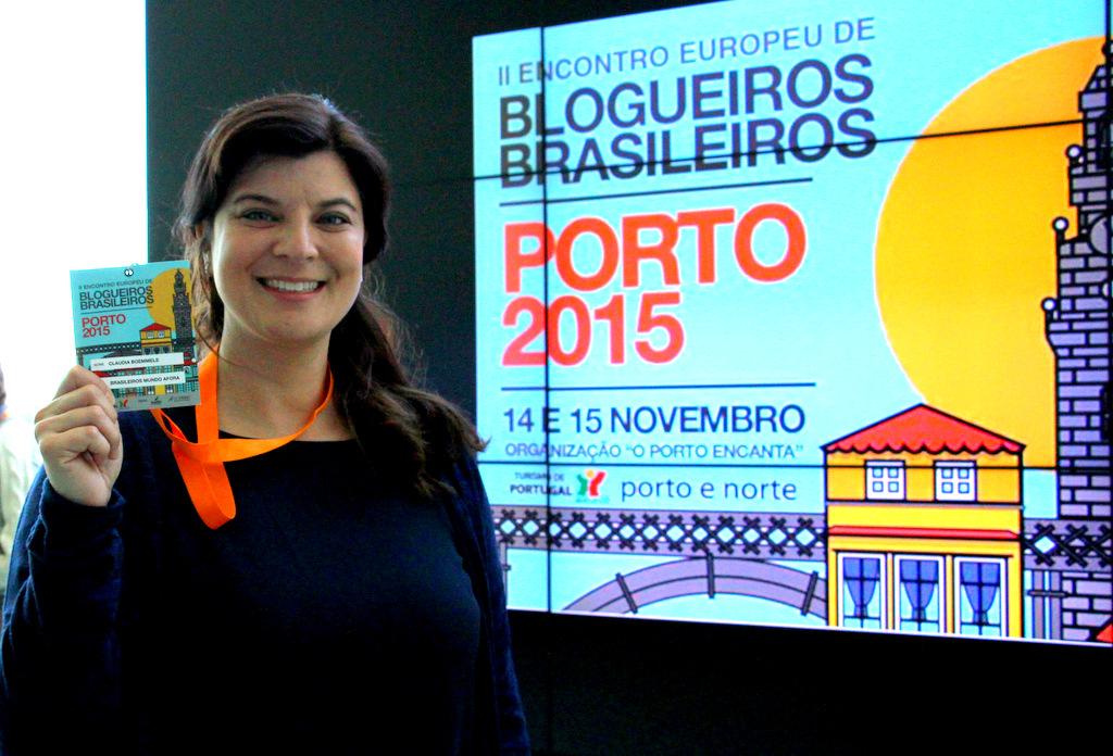 Encontro de Blogueiros no Porto